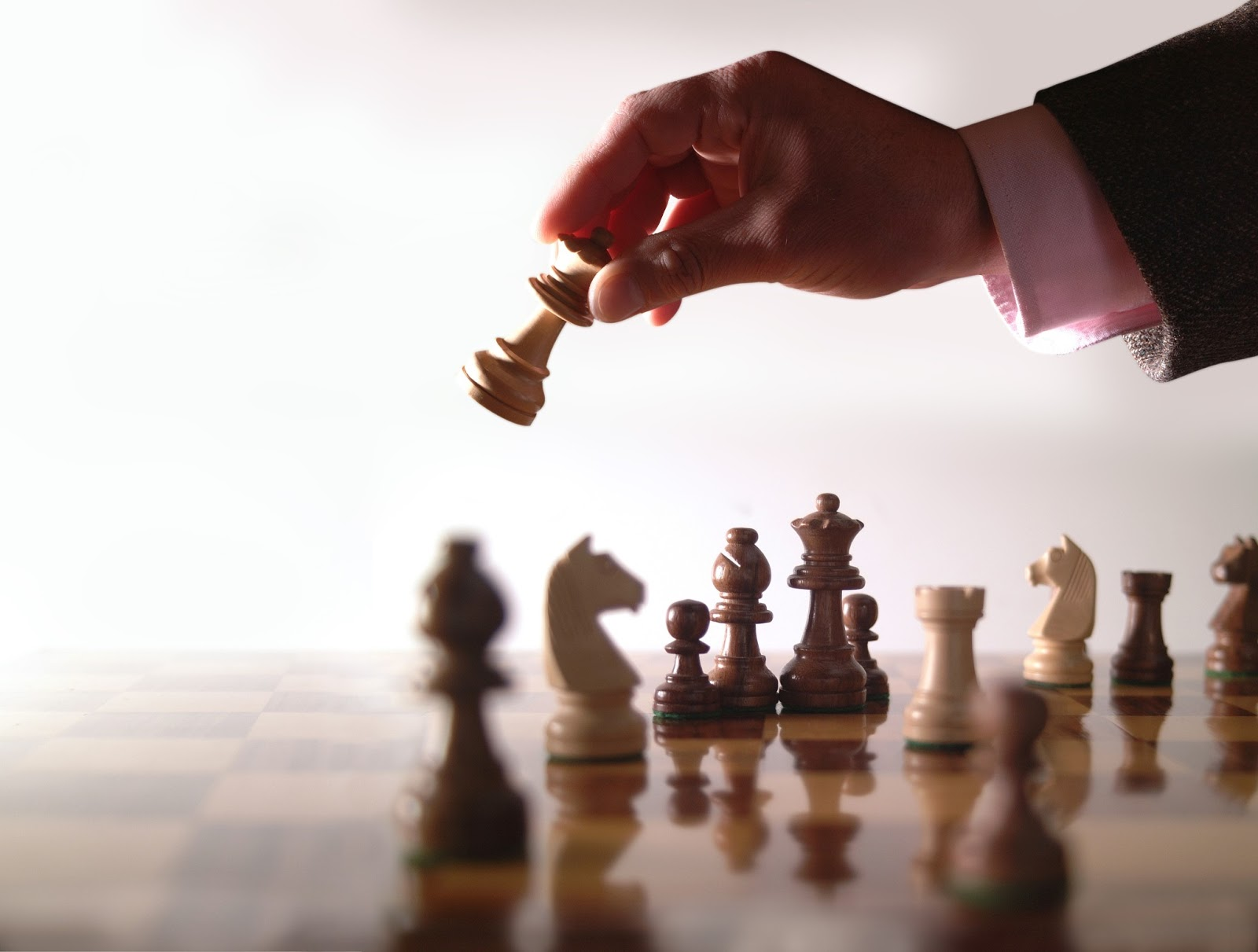 Who Should Manage The M&A Process?