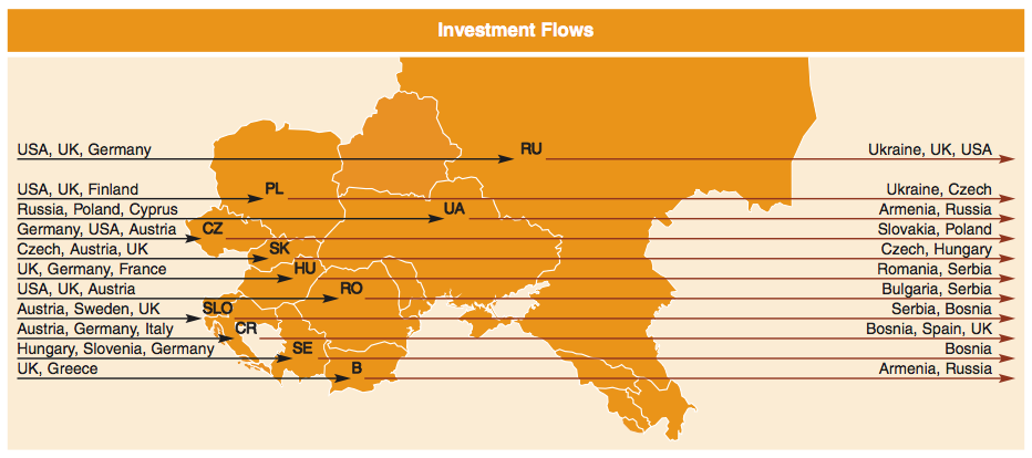 Figure 6: Investment Flows