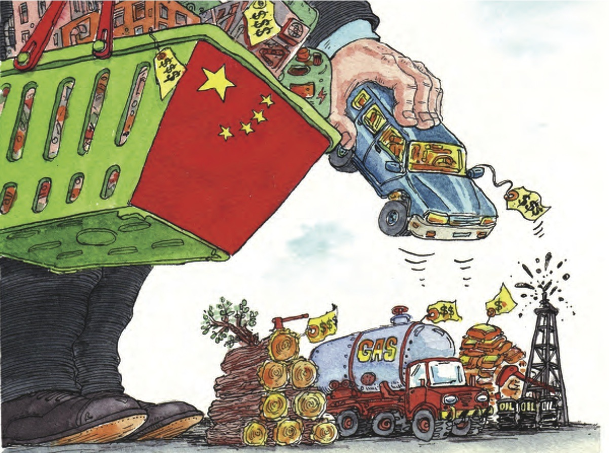 A Brave New World: The Climate For Chinese M&A Abroad