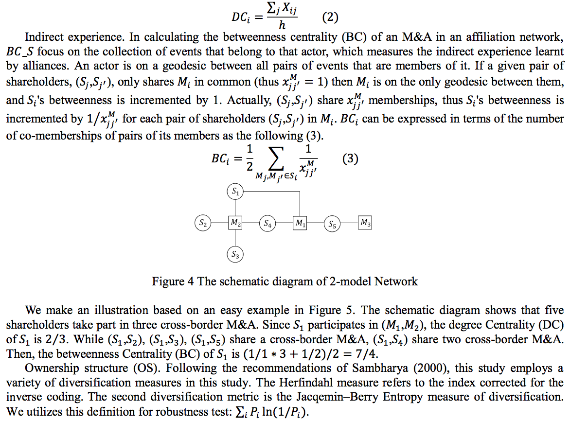 Figure 4 The schematic diagram of 2-model Network