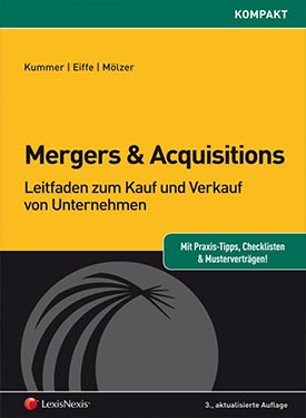 Mergers & Acquisitions – Compendium for the Acquisition and Sales of Companies