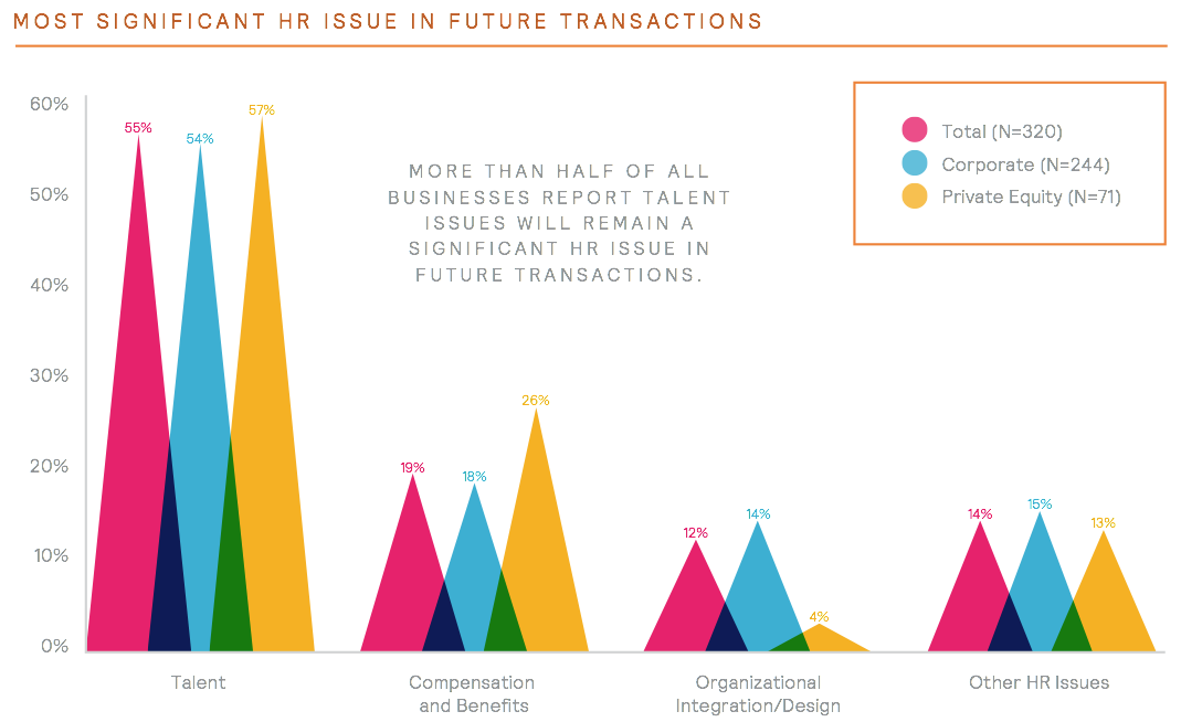 Figure 15 Most Significant HR Issue In Future Transactions