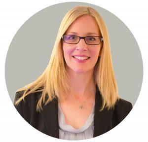 Caroline Kummer, VP Marketing & Events