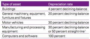 Figure 1 Type of asset