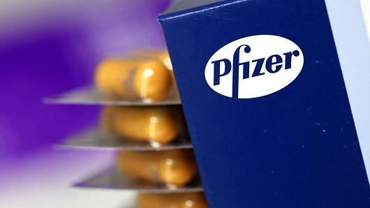 Pfizer Allergan Merger