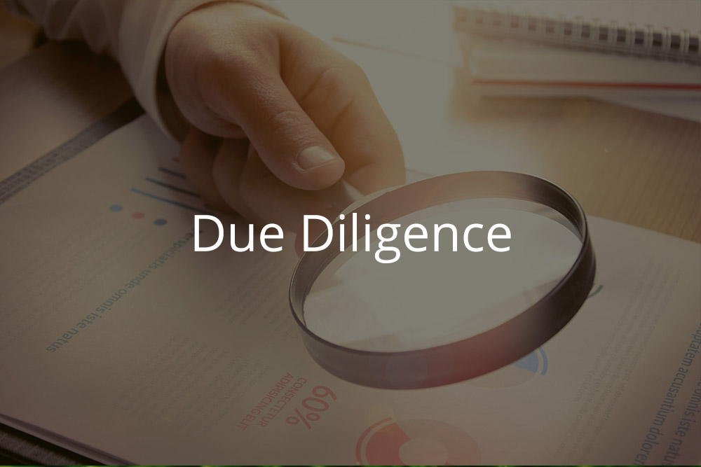 Picture for the Due Diligence Course Online as part of the M&A Certificate