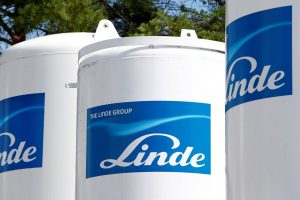Merger of Equals - Picture of Linde