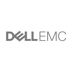 Logo for Dell EMC
