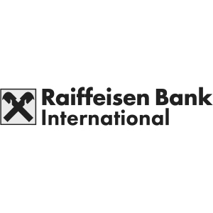 Logo of Raiffeisen Bank International (RBI)