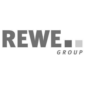 Logo of Rewe Group