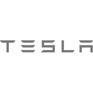 Logo of Tesla Inc.