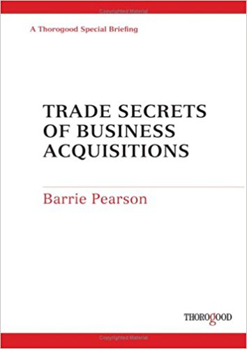 Trade Secrets of Busines Acquisitions