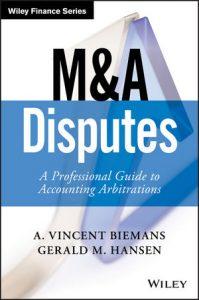 Cover M&A Disputes