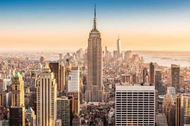 Picture of New York City for M&A Training