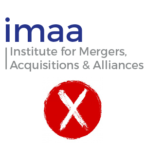 Logo for Mergers & Acquisitions Charterholder not in good standing
