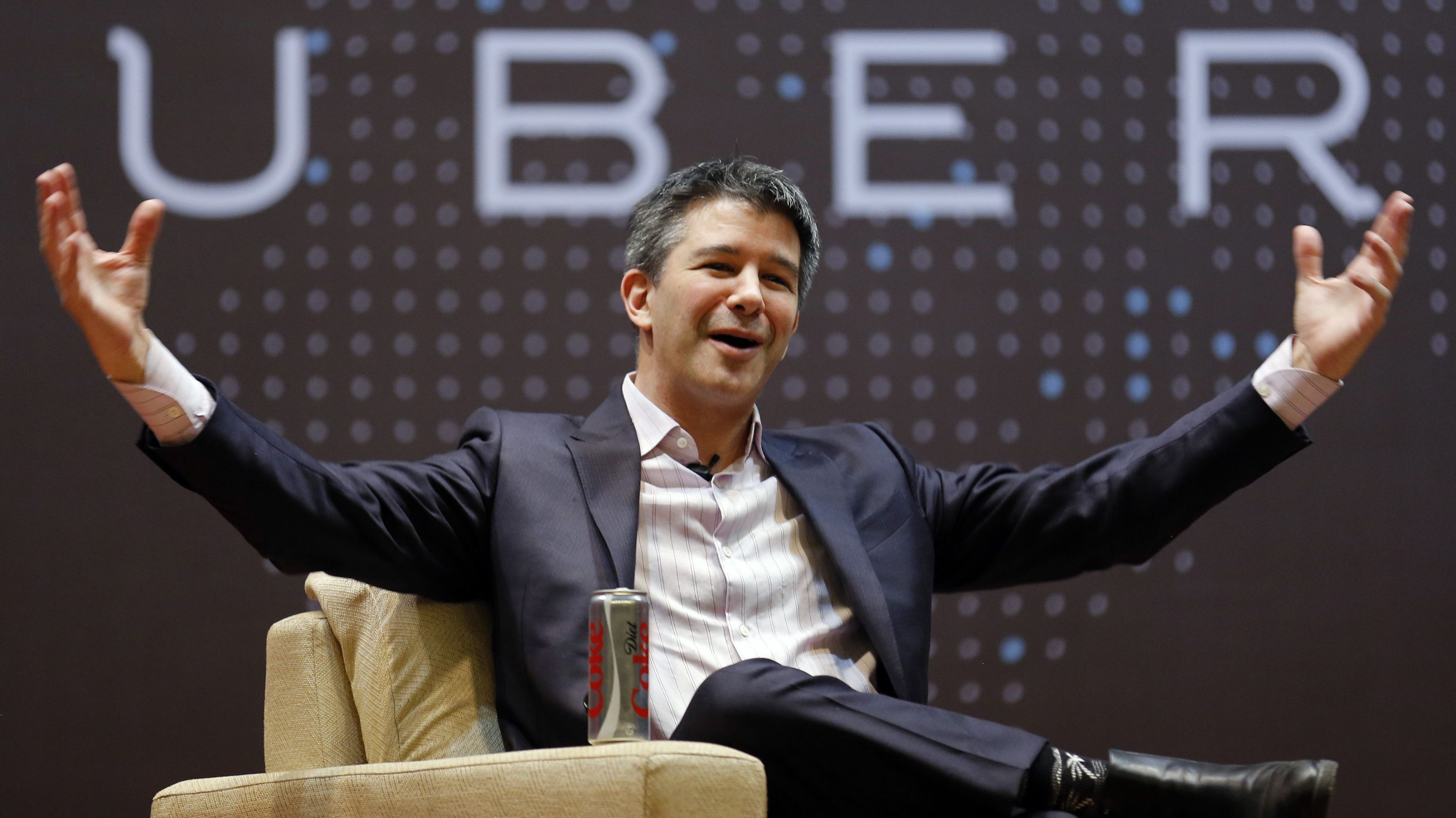 Uber likely isn't the world's most valuable startup anymore
