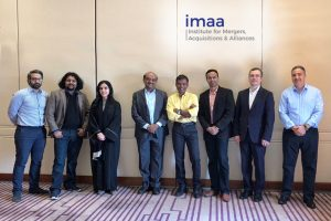 Picture of the group of the Mergers & Acquisitions Certificate in Dubai