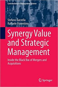 Cover for Book Synergy Value and Strategic Management written by Garzella, Stefano, Fiorentino, Raffaele