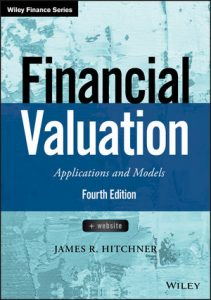 Book Cover for Financial Valuation: Applications and Models written by Hitchner, fourth edition