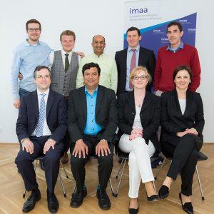 M&A Certificate Participants in Vienna, Austria