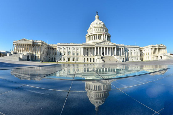 picture of capitol hill in washington DC for Mergers & Acquisitions certificate training