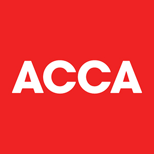 Logo for Association of Chartered Certified Accountants (ACCA)