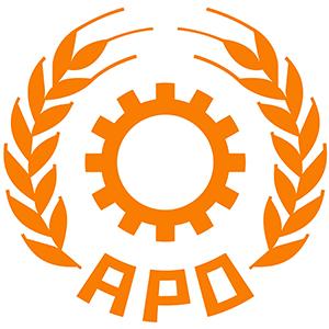 Logo of Asian Productivity Organization