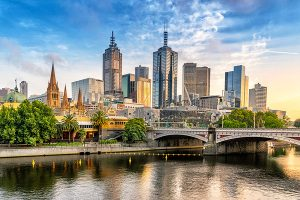 Picture of training location Melbourne