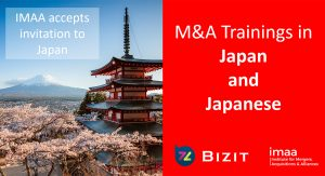 Mergers & Acquisition Trianing online in Japan and Japanese