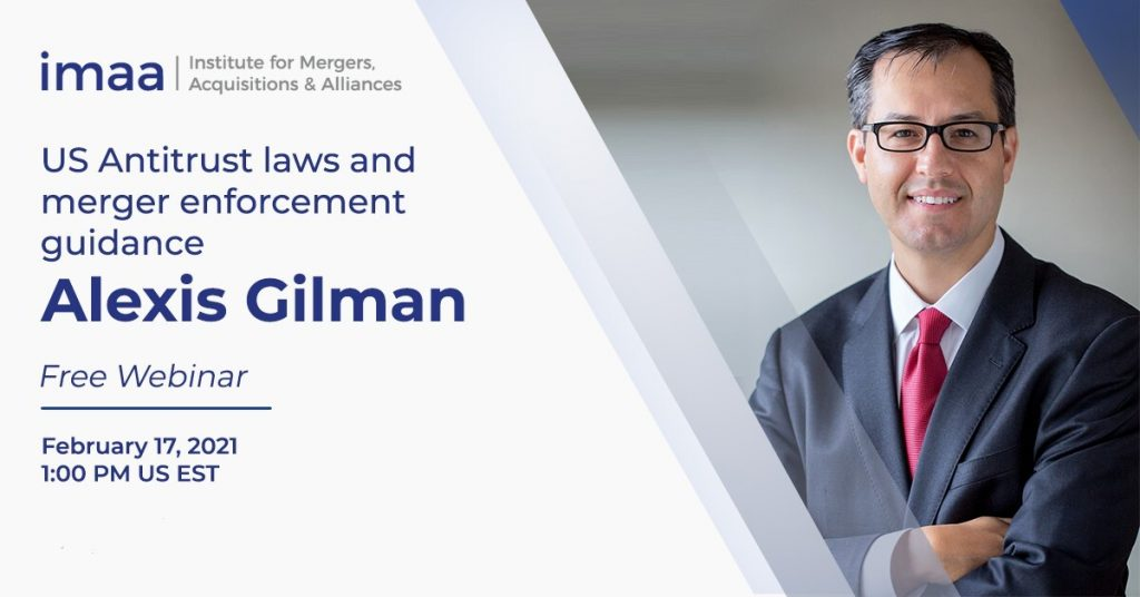 US Antitrust Laws and Merger Enforcement Guidance